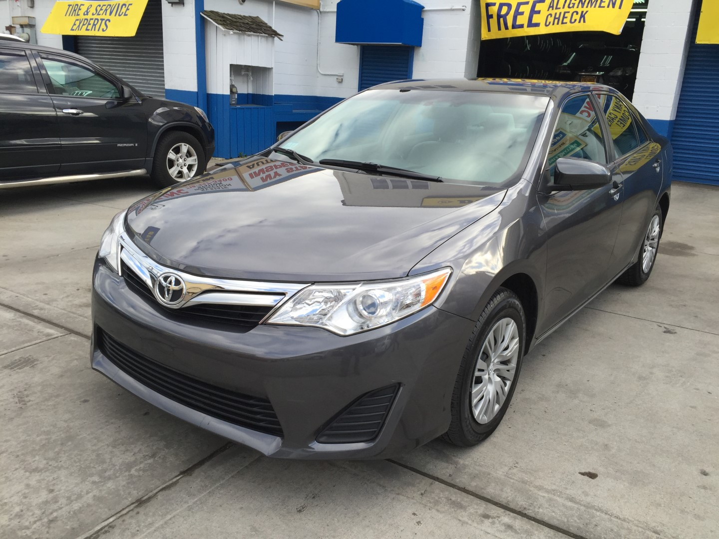 used car 2014 toyota camry le for sale in staten island ny. Black Bedroom Furniture Sets. Home Design Ideas