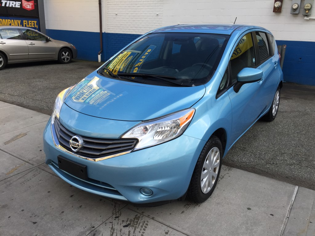 Used Car - 2015 Nissan Versa Note SV for Sale in Staten Island, NY