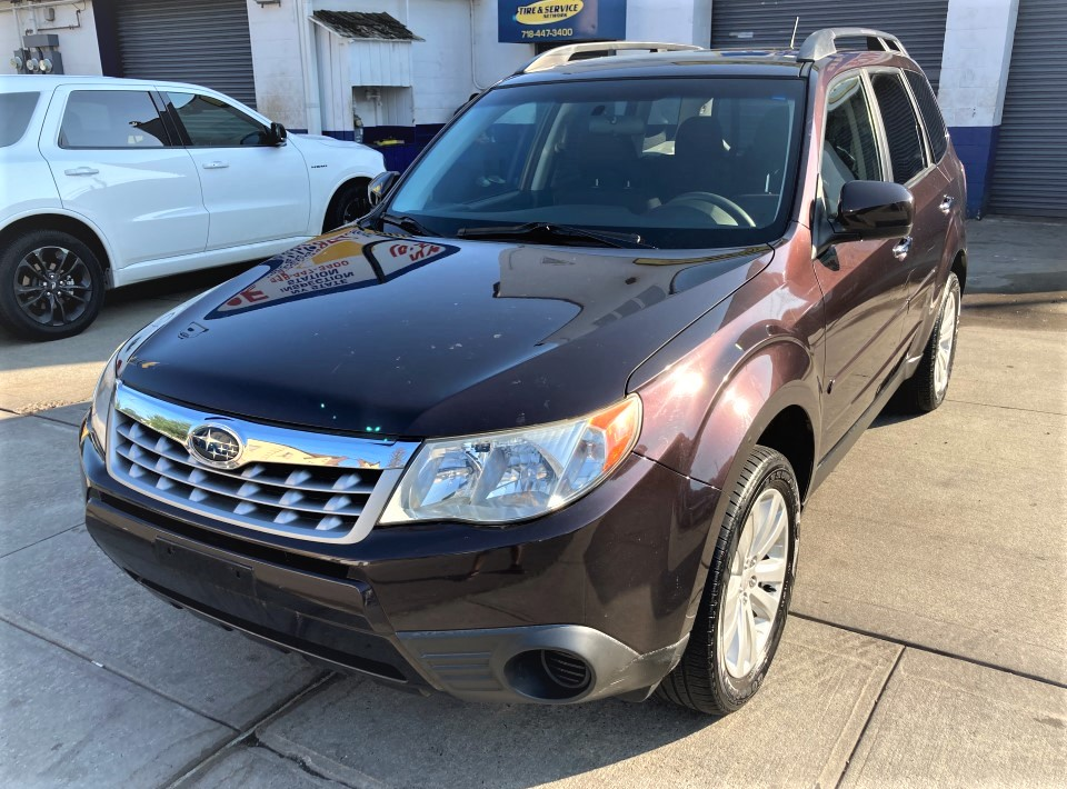 Used Car - 2013 Subaru Forester 2.5X Premium AWD for Sale in Staten Island, NY