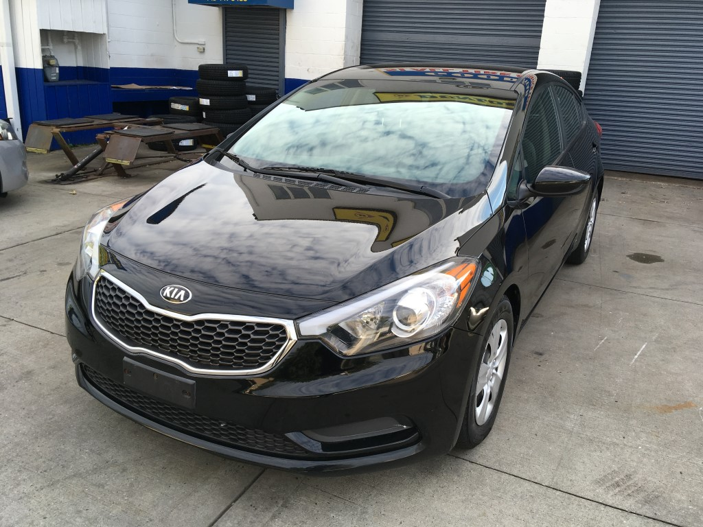 Used Car - 2015 Kia Forte LX for Sale in Staten Island, NY
