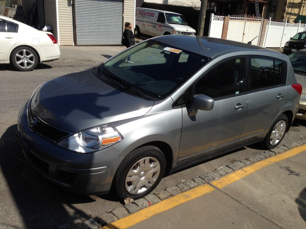Used Car - 2010 Nissan Versa for Sale in Staten Island, NY