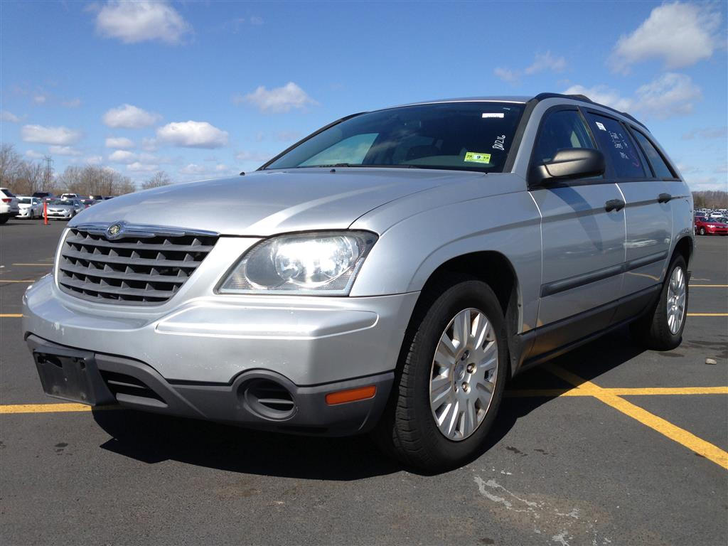 used car 2005 chrysler pacifica for sale in brooklyn ny. Black Bedroom Furniture Sets. Home Design Ideas