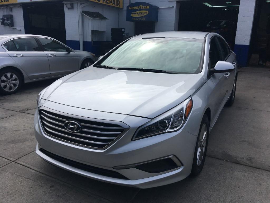 Used Car - 2017 Hyundai Sonata for Sale in Brooklyn, NY