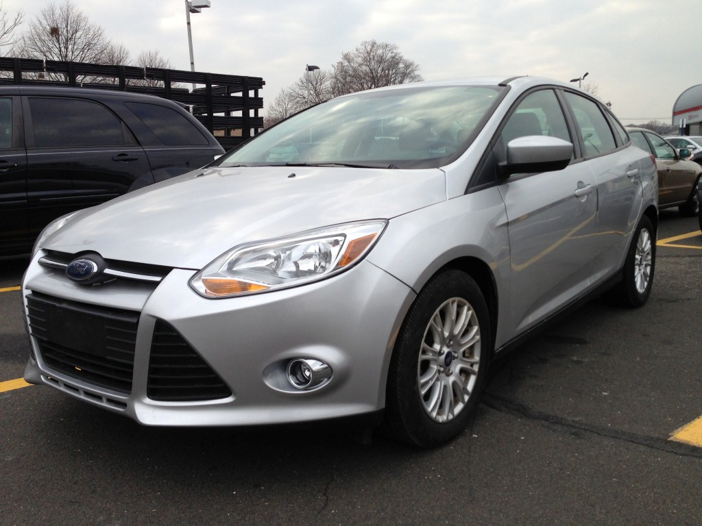 Staten Island Toyota >> Used 2012 Ford Focus Sedan $8,390.00