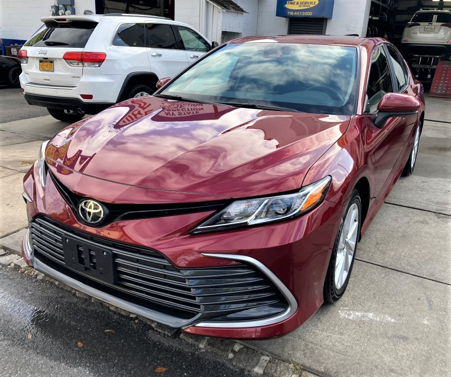 Used Car - 2021 Toyota Camry LE for Sale in Staten Island, NY