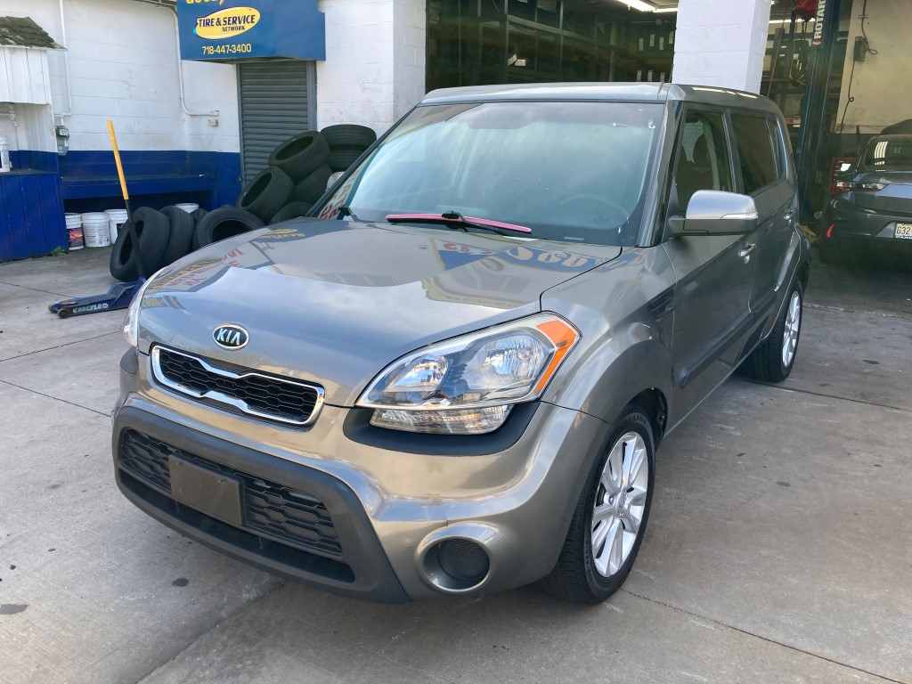 Used Car - 2012 Kia Soul + for Sale in Staten Island, NY