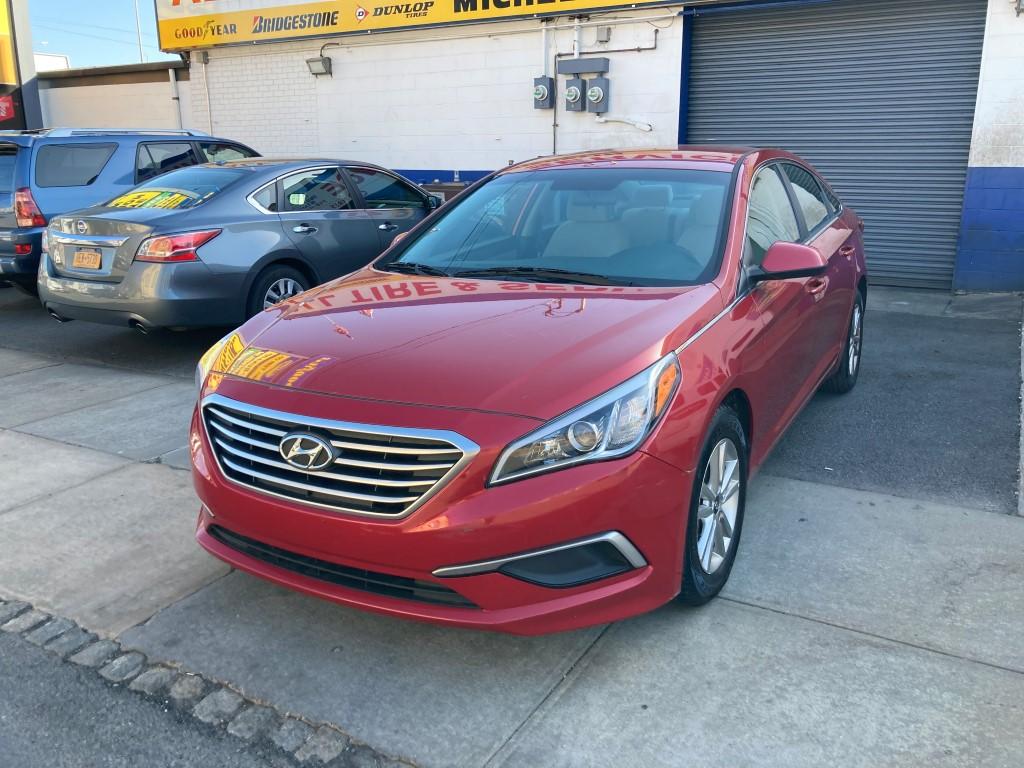 Used Car - 2017 Hyundai Sonata 2.4L for Sale in Staten Island, NY