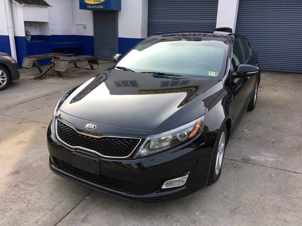 Used Car - 2015 Kia Optima LX for Sale in Staten Island, NY
