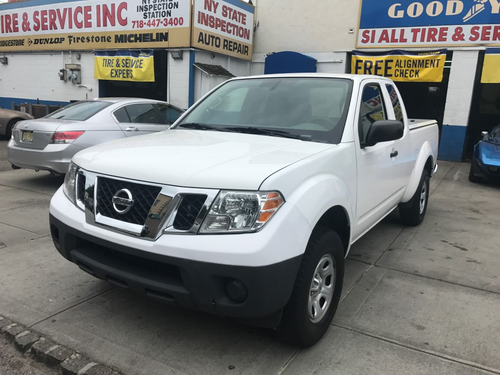 Used Car - 2012 Nissan Frontier S for Sale in Staten Island, NY