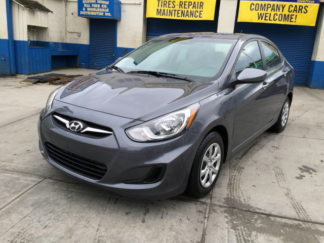 Used Car - 2013 Hyundai Accent GLS for Sale in Staten Island, NY