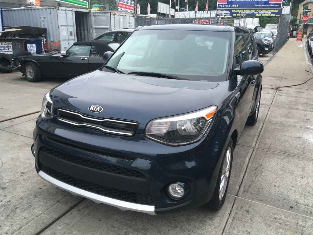 Used Car for sale - 2017 Soul + Kia  in Staten Island, NY