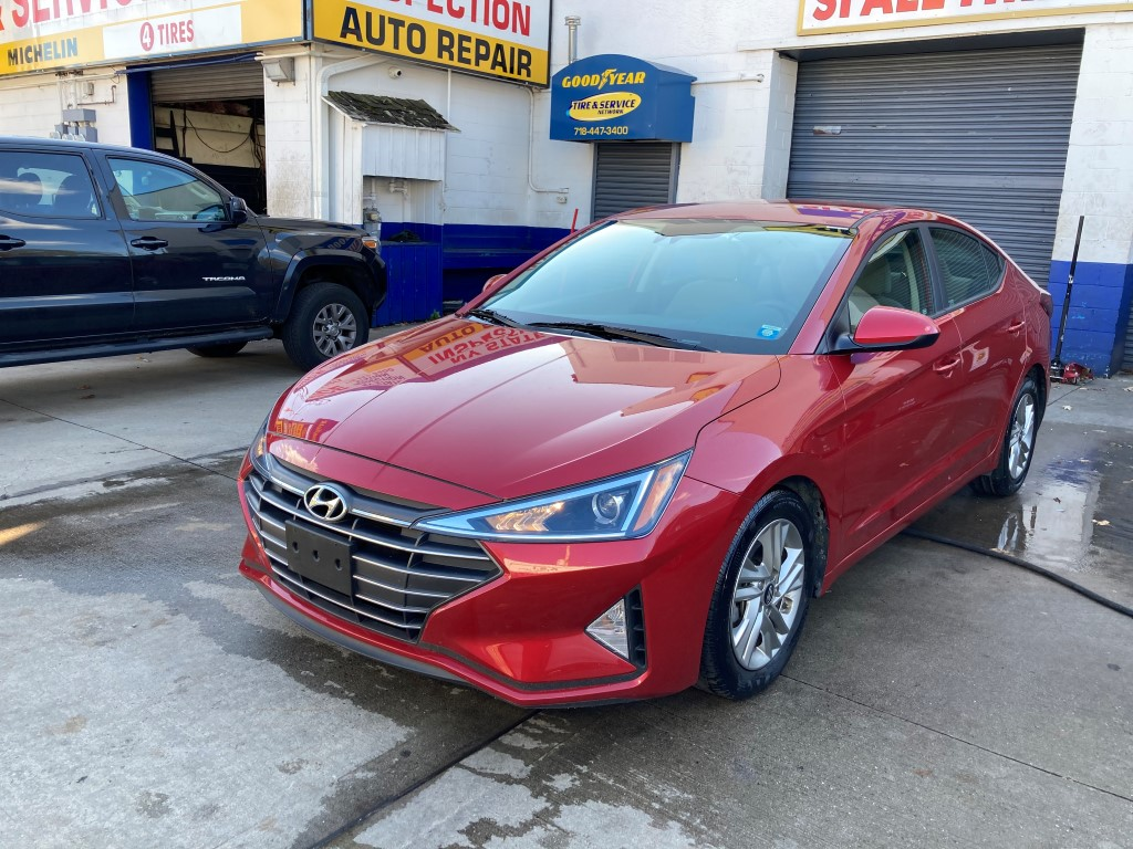 Used Car for sale - 2019 Elantra SEL Hyundai  in Staten Island, NY