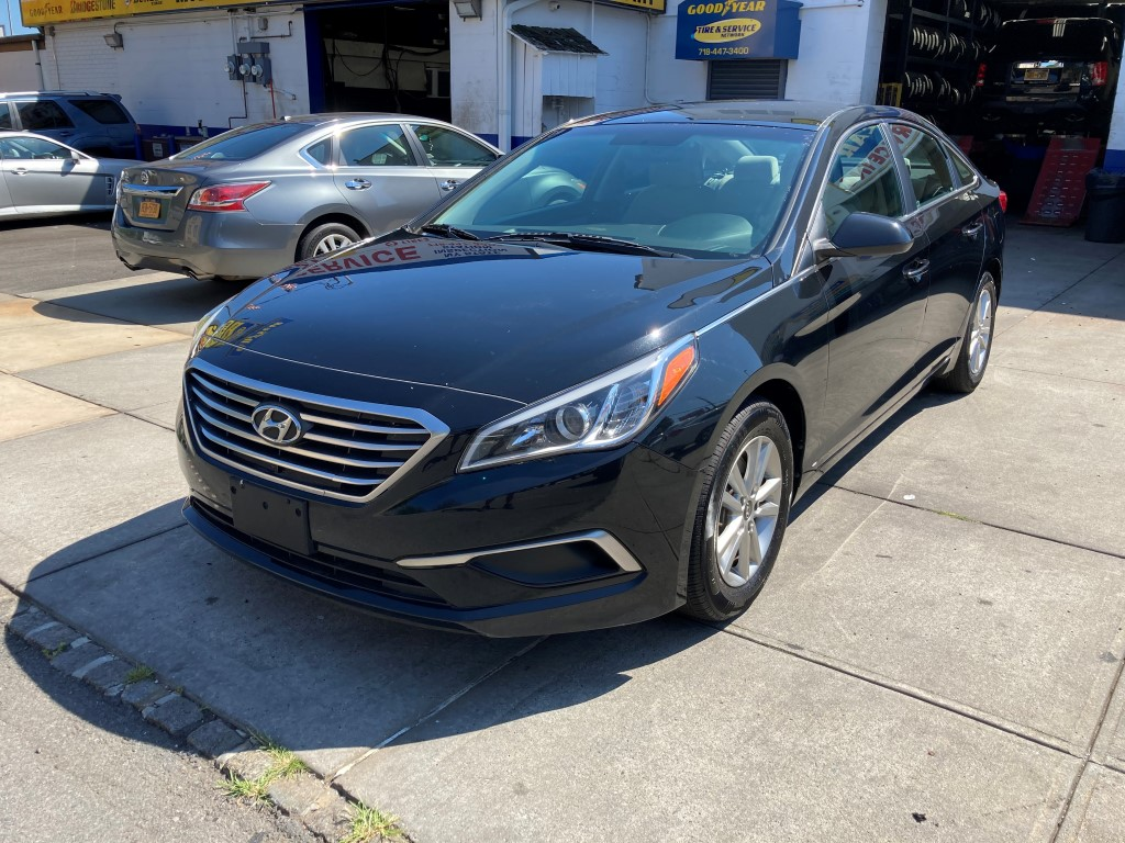 Used Car - 2017 Hyundai Sonata for Sale in Staten Island, NY