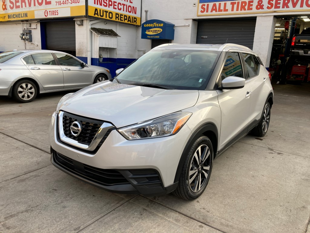 Used Car - 2020 Nissan Kicks SV for Sale in Staten Island, NY