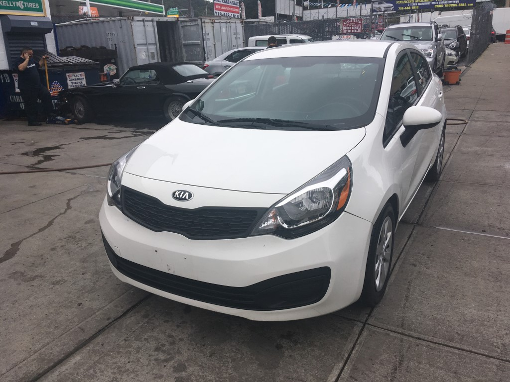 Used Car - 2015 Kia Rio LX for Sale in Staten Island, NY