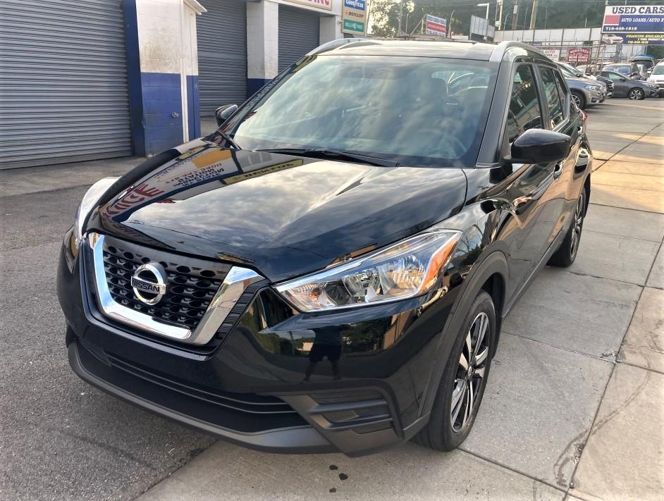 Used Car - 2019 Nissan Kicks SV for Sale in Staten Island, NY