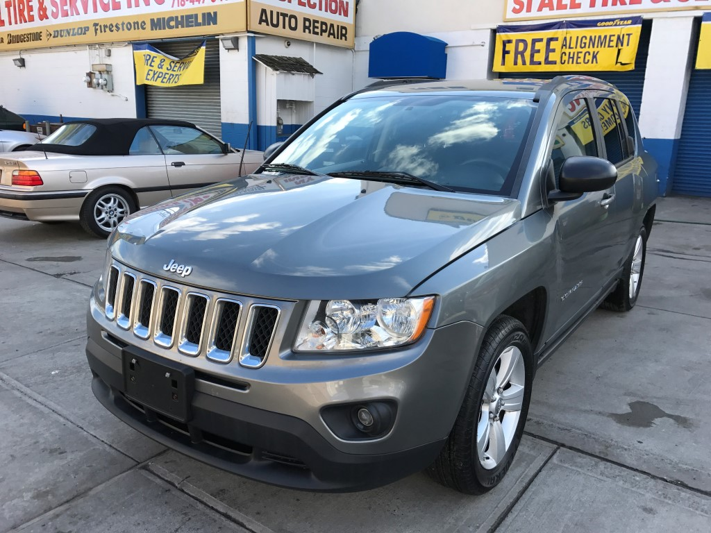 Used Car - 2012 Jeep Compass Sport AWD for Sale in Staten Island, NY