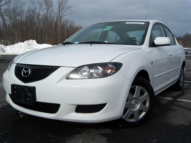 offers used car for sale 2006 mazda mazda3 4 door sedan 7. Black Bedroom Furniture Sets. Home Design Ideas