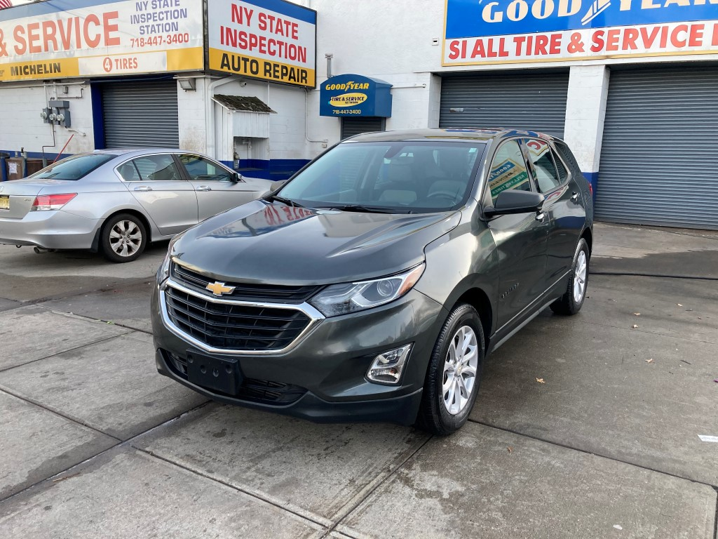 Used Car - 2019 Chevrolet Equinox LT for Sale in Staten Island, NY