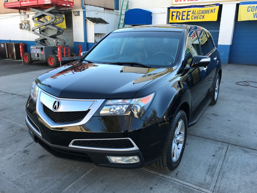 Used Car - 2010 Acura MDX Tech Pkg AWD for Sale in Staten Island, NY