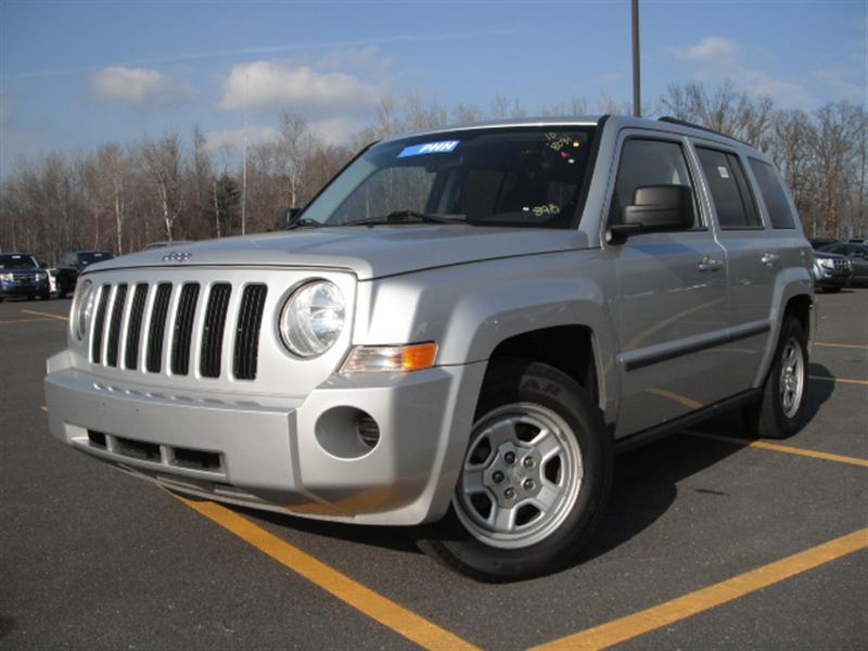 offers used car for sale 2010 jeep patriot sport utility 4wd 9. Black Bedroom Furniture Sets. Home Design Ideas