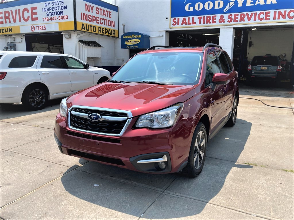 Used Car - 2017 Subaru Forester 2.5i Premium AWD for Sale in Staten Island, NY