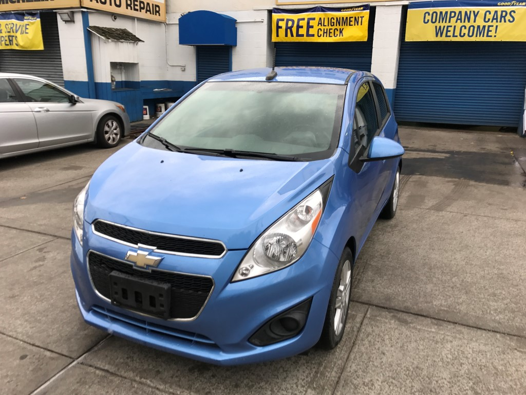 Used Car - 2013 Chevrolet Spark LT for Sale in Staten Island, NY