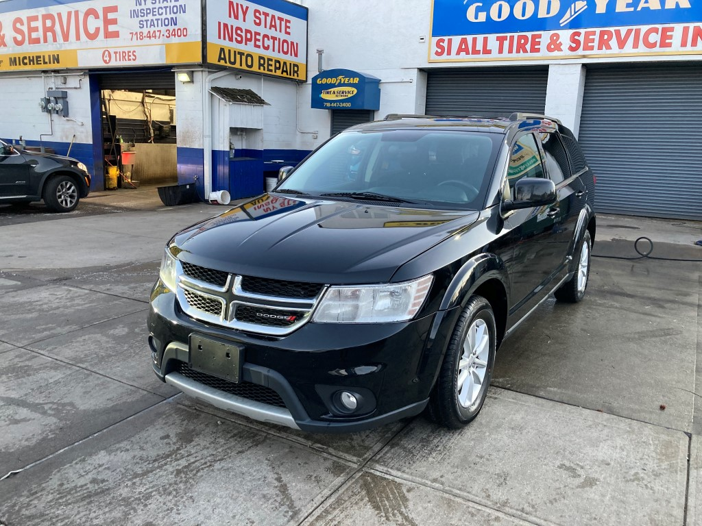 Used Car - 2019 Dodge Journey SXT AWD for Sale in Staten Island, NY