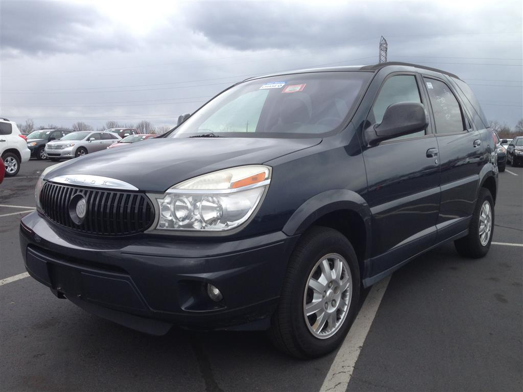 offers used car for sale 2005 buick rendezvous sport utility 5. Black Bedroom Furniture Sets. Home Design Ideas