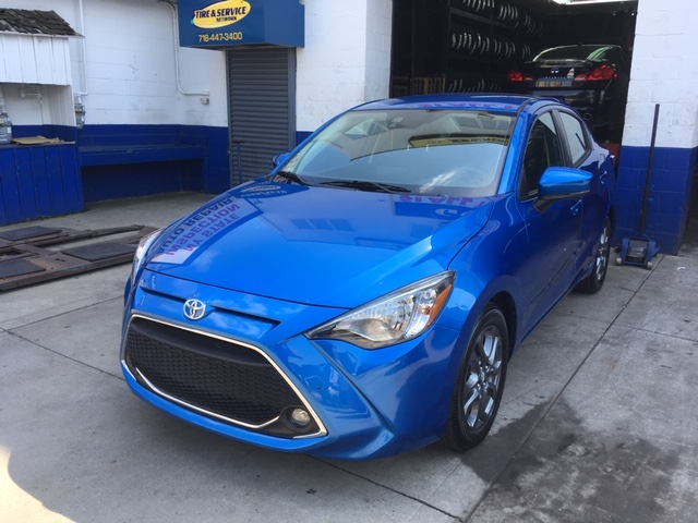 Used Car for sale - 2019 Yaris LE Toyota  in Staten Island, NY