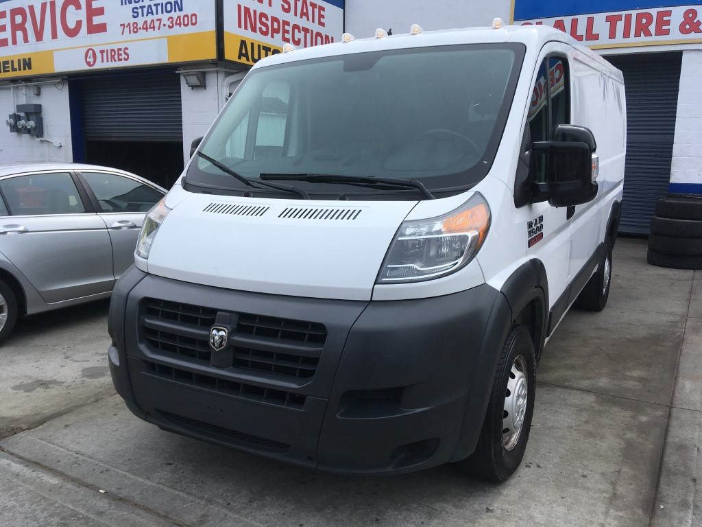 Used Car - 2017 RAM ProMaster 1500 for Sale in Staten Island, NY