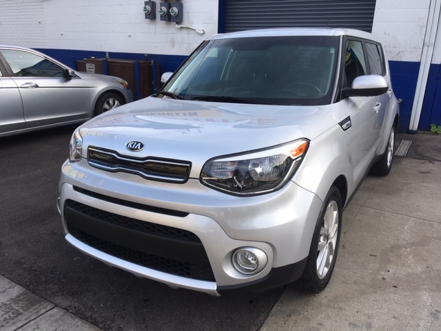 Used Car for sale - 2018 Soul + Kia  in Staten Island, NY