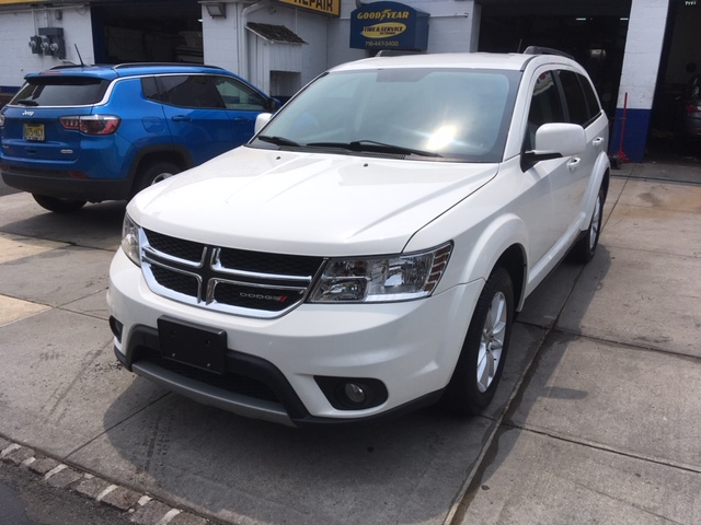 Used Car - 2017 Dodge Journey SXT for Sale in Brooklyn, NY