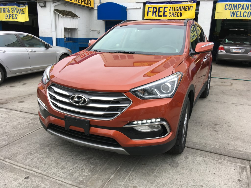 Used Car - 2018 Hyundai Santa Fe Sport 2.4L for Sale in Staten Island, NY