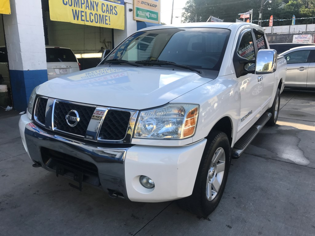 Used Car - 2006 Nissan Titan for Sale in Staten Island, NY