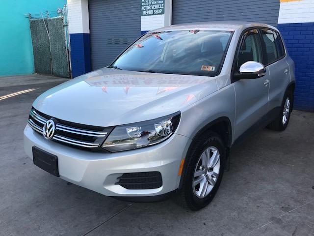 Used Car - 2014 Volkswagen Tiguan S for Sale in Staten Island, NY