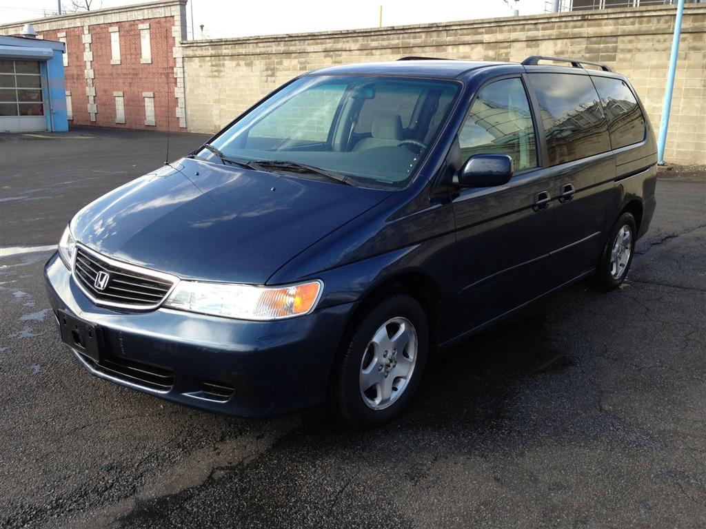 offers used car for sale 2000 honda odyssey minivan ex 5 in. Black Bedroom Furniture Sets. Home Design Ideas