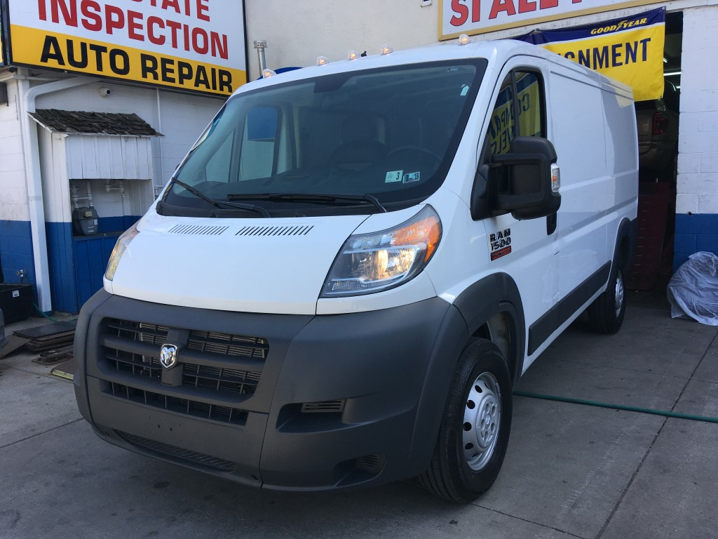 Used Car for sale - 2017 ProMaster 1500 RAM  in Staten Island, NY