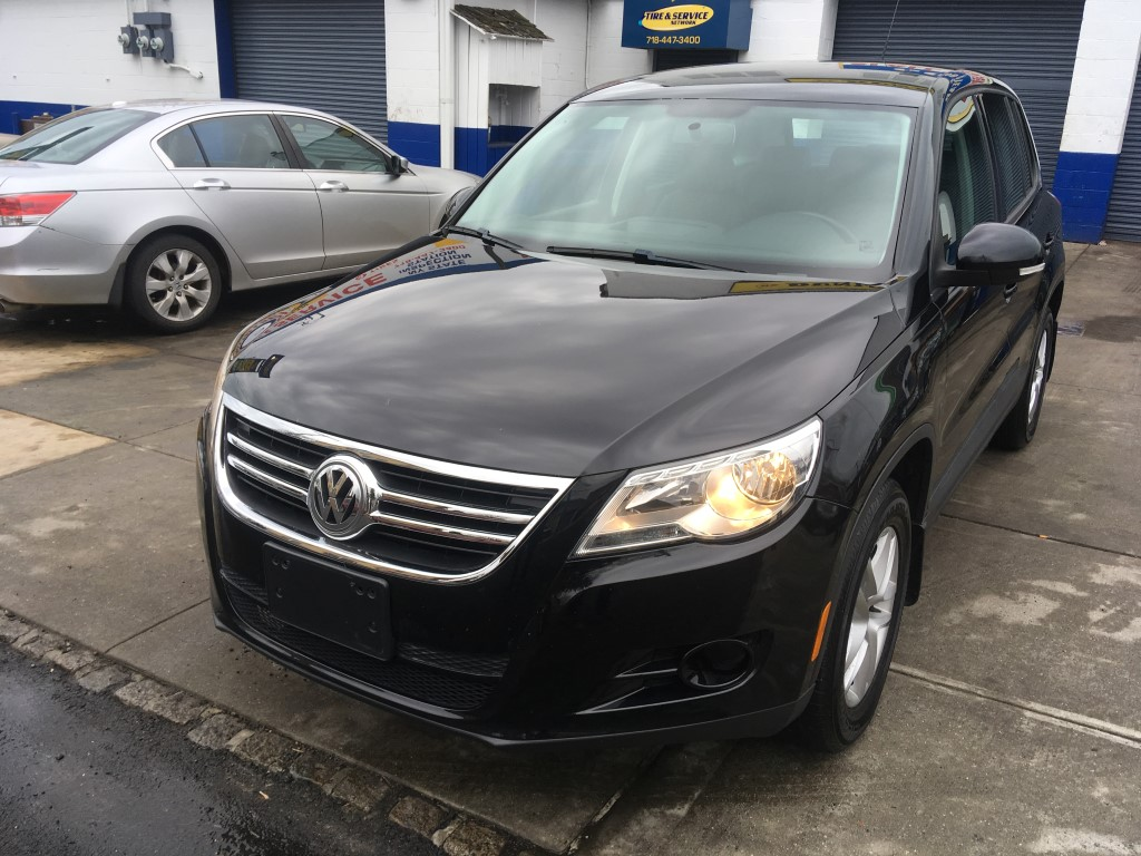 Used Car - 2011 Volkswagen Tiguan S AWD for Sale in Staten Island, NY