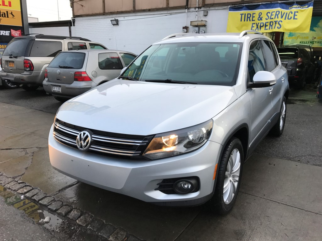 Used Car - 2012 Volkswagen Tiguan for Sale in Staten Island, NY