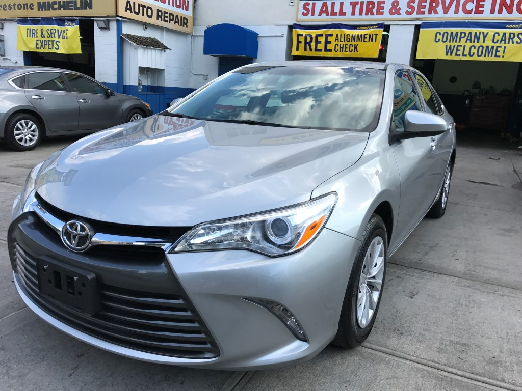 Used Car for sale - 2016 Camry LE Toyota  in Staten Island, NY