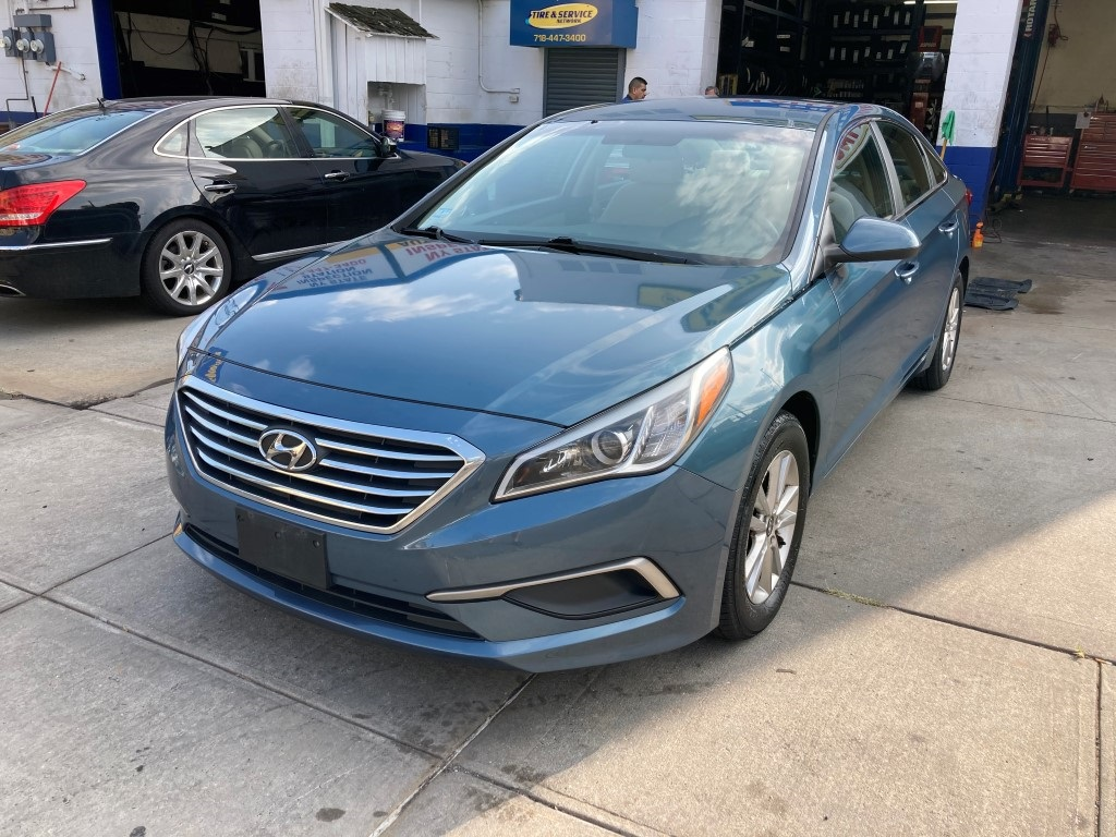 Used Car - 2017 Hyundai Sonata 2.4L for Sale in Staten Island, NY