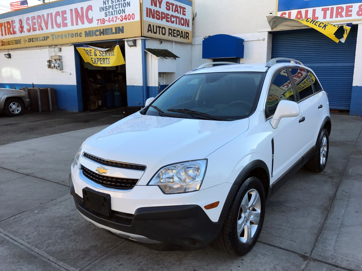 Used Car - 2013 Chevrolet Captiva LS for Sale in Staten Island, NY