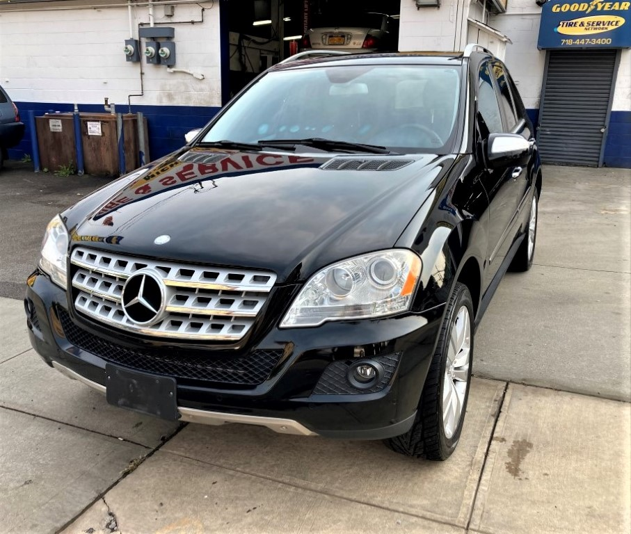 Used Car - 2010 Mercedes-Benz M-Class ML 350 4MATIC AWD for Sale in Staten Island, NY