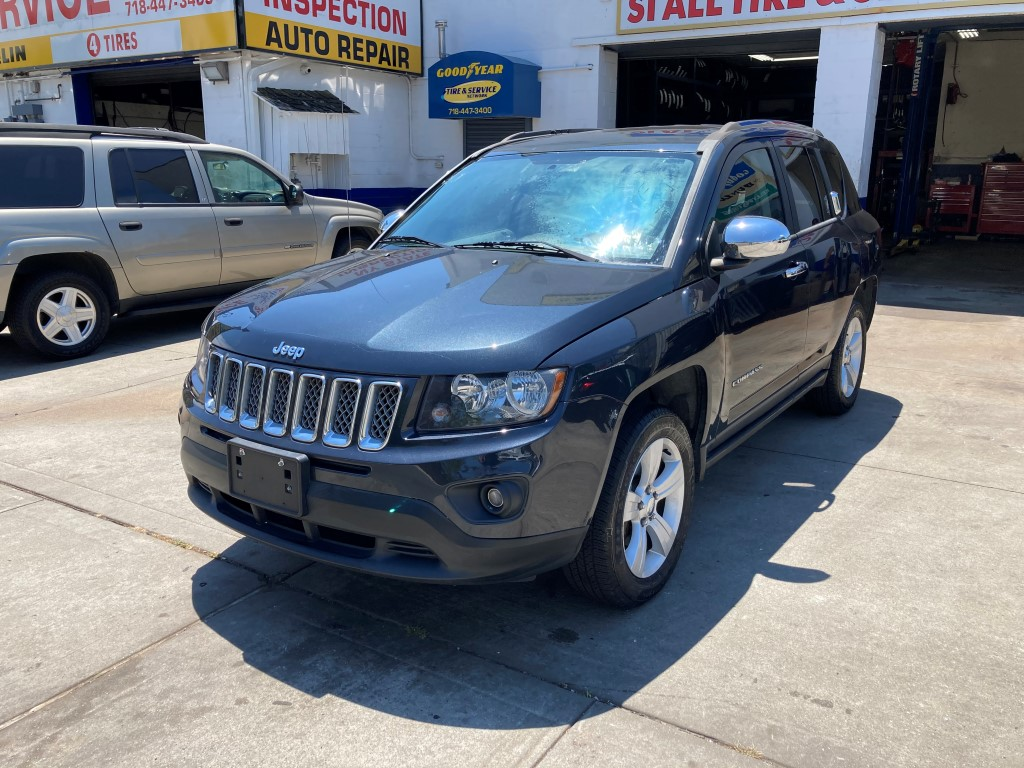 Used Car - 2014 Jeep Compass Latitude for Sale in Staten Island, NY