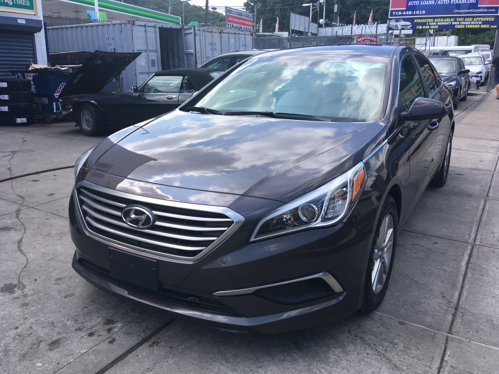 Used Car - 2017 Hyundai Sonata SE for Sale in Staten Island, NY