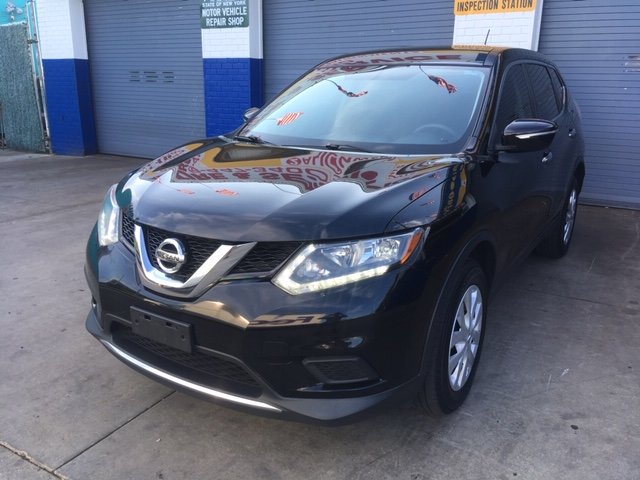 Used Car - 2015 Nissan Rogue S AWD for Sale in Staten Island, NY