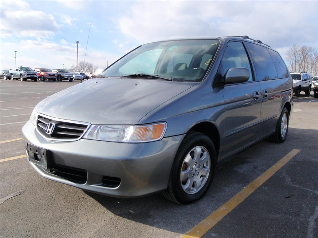 offers used car for sale 2002 honda odyssey minivan ex 4 in. Black Bedroom Furniture Sets. Home Design Ideas