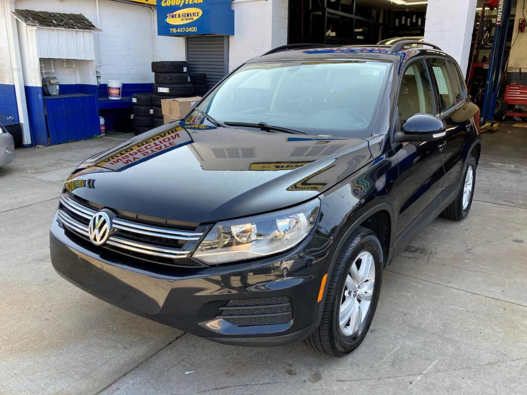 Used Car - 2016 Volkswagen Tiguan S for Sale in Staten Island, NY