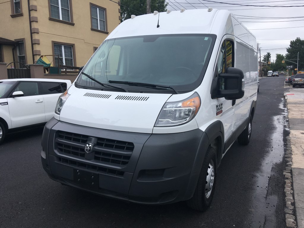 Used Car - 2017 RAM ProMaster 2500 High Roof for Sale in Staten Island, NY